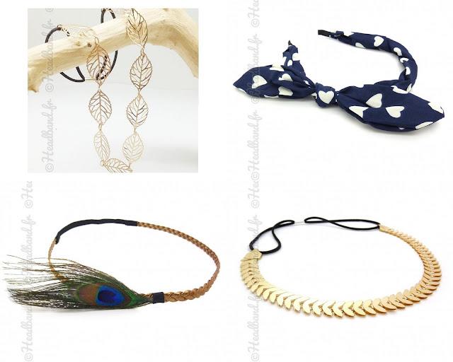 headband, serre-tête, accessoires cheveux, bullelodie