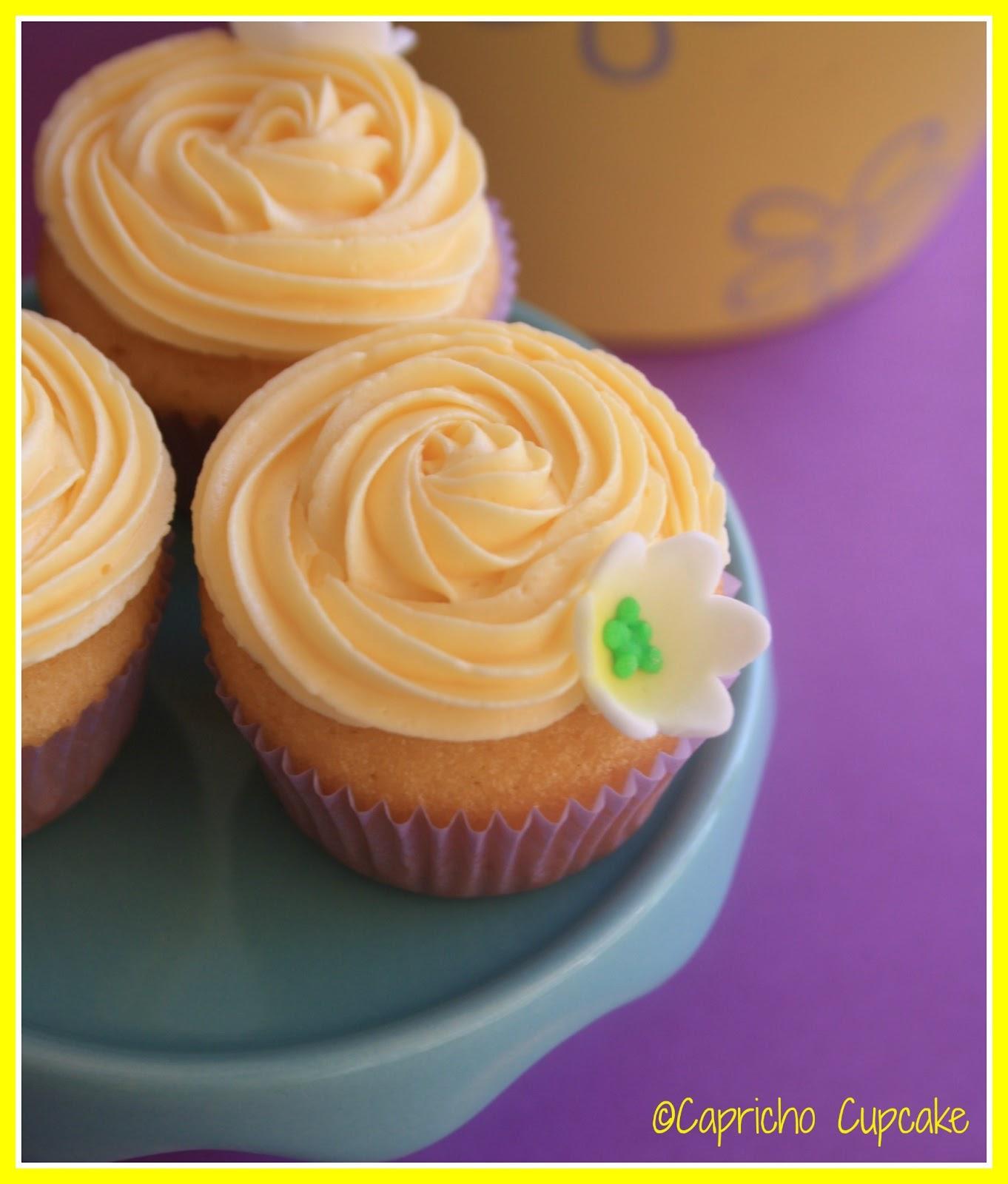 limoncello cupcake capricho cupcake alicante