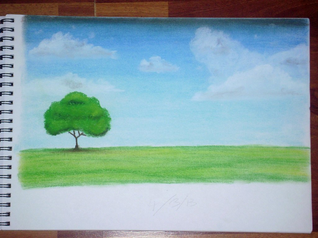 Soft Pastel Drawings For Beginners | www.imgkid.com - The ...