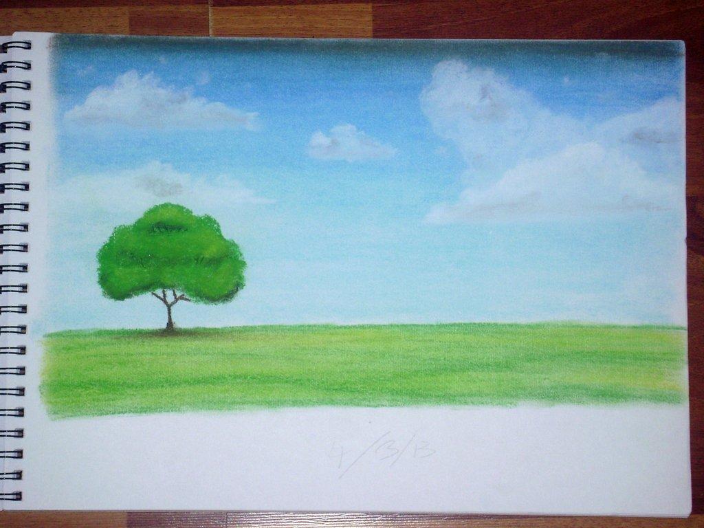 Saurabh Art Trainer Soft Pastel Drawings