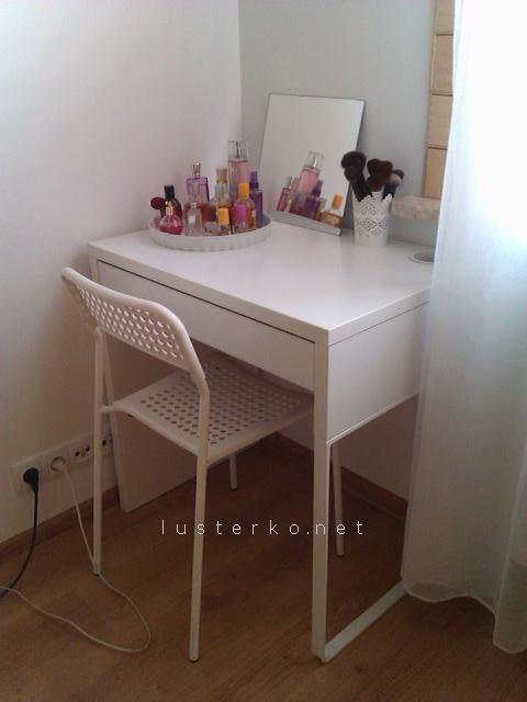 lusterko blog zmiany zmiany zmiany i nowa toaletka. Black Bedroom Furniture Sets. Home Design Ideas