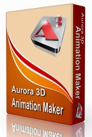 Aurora3D Animation Maker v14 with keygen