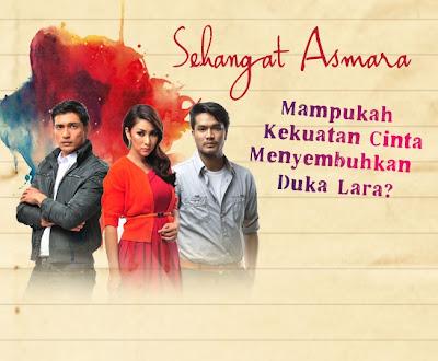 Sehangat Asmara (2013) – Update Episod 03