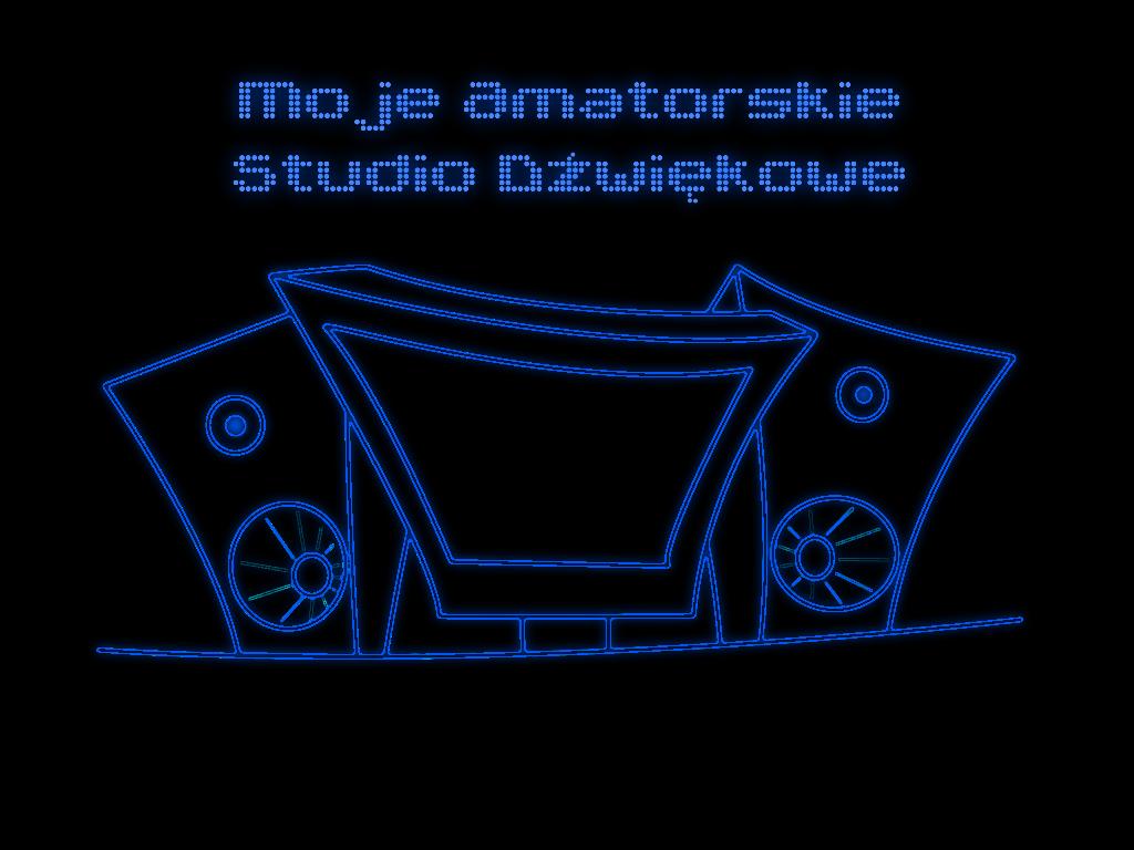 Moje Amatorskie Studio Dźwiękowe