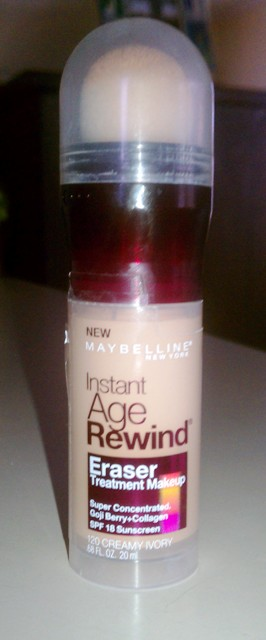 There's Always Time for Lipstick: Maybelline Instant Age Rewind ...