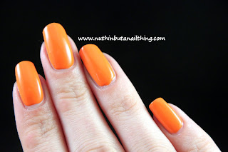 mango New Barry M Gelly Collection Swatches