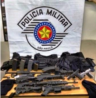 POLÍCIA MILITAR PRENDE QUADRILHA ENVOLVIDA EM EXPLOSÃO DE CAIXA ELETRÔNICO EM ILHA COMPRIDA