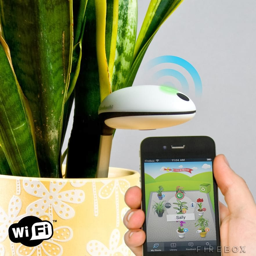 Beautiful Coolest Smartphone Controlled Garden Gadgets (15) 6