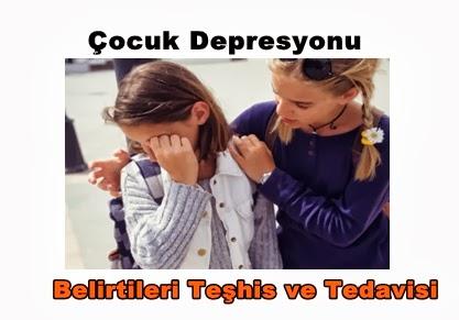 Çocuklarda aşırı ağlama depresyon belirtisi