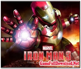 Download Game Iron Man 3