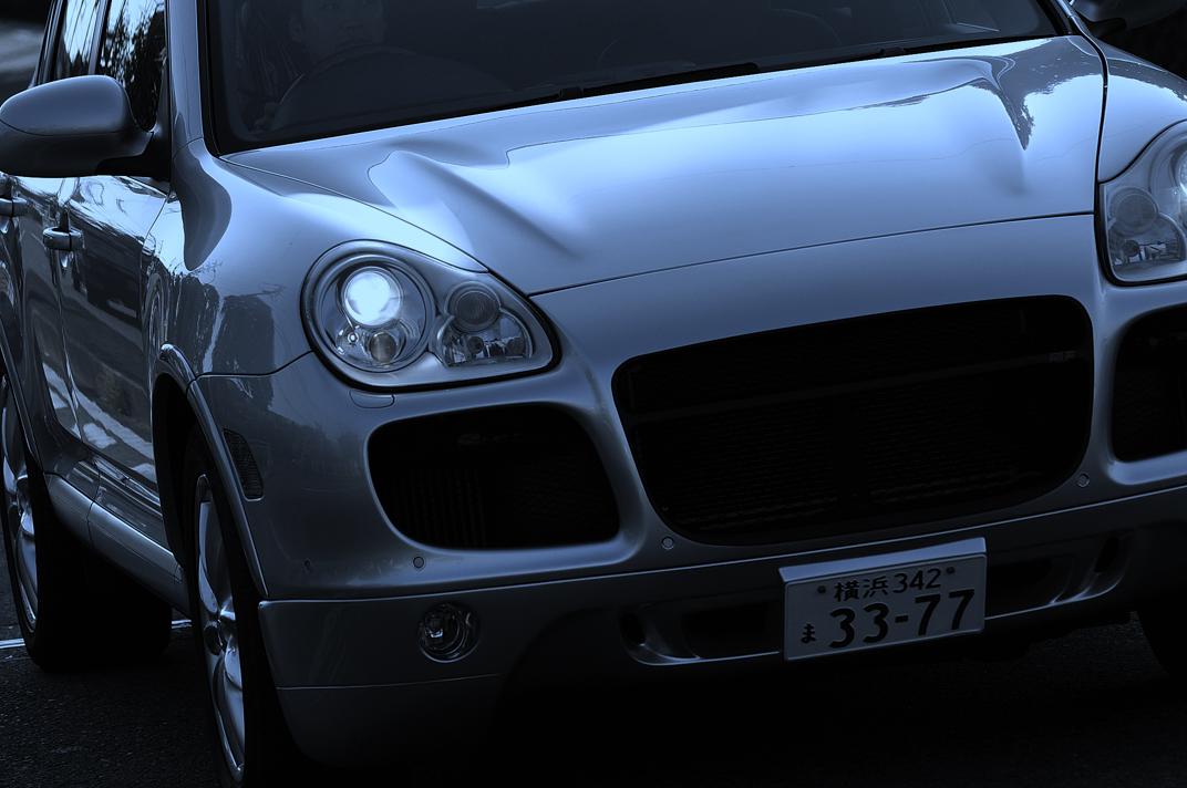 955 Sports Classic カイエンを上品に大人のセンスで乗る為のアフターパーツ