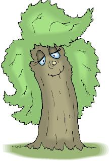 Fantasy Tree Clipart