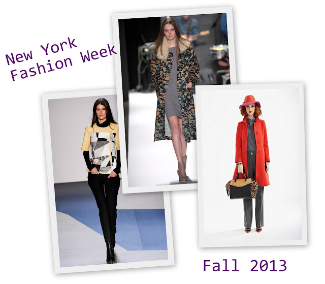 NYFW Fall 2013 favorite looks