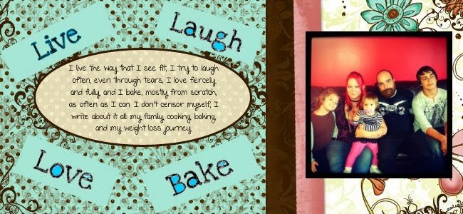 Live, Laugh, Love, Bake.
