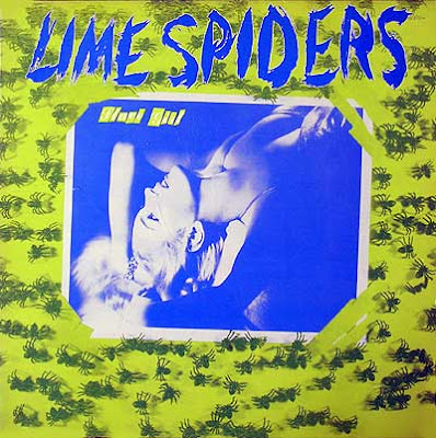 The Lime Spiders Slave Girl