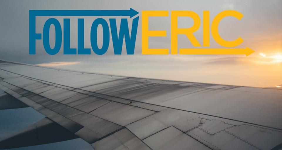 Follow Eric