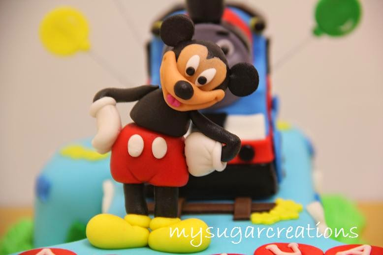 Mickey Mouse Figurine Making Class