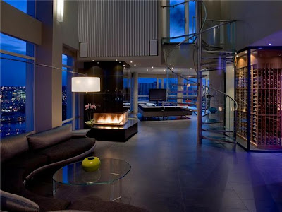 Beautiful Penthouses Sky High Homes