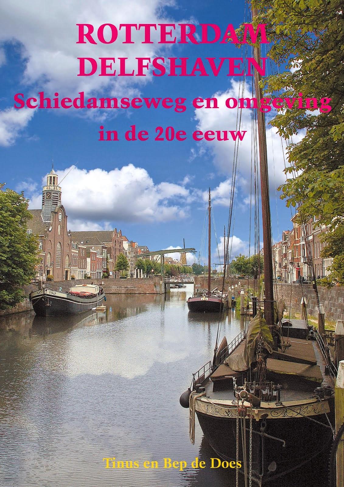 Rotterdam Delfshaven, Schiedamseweg e.o