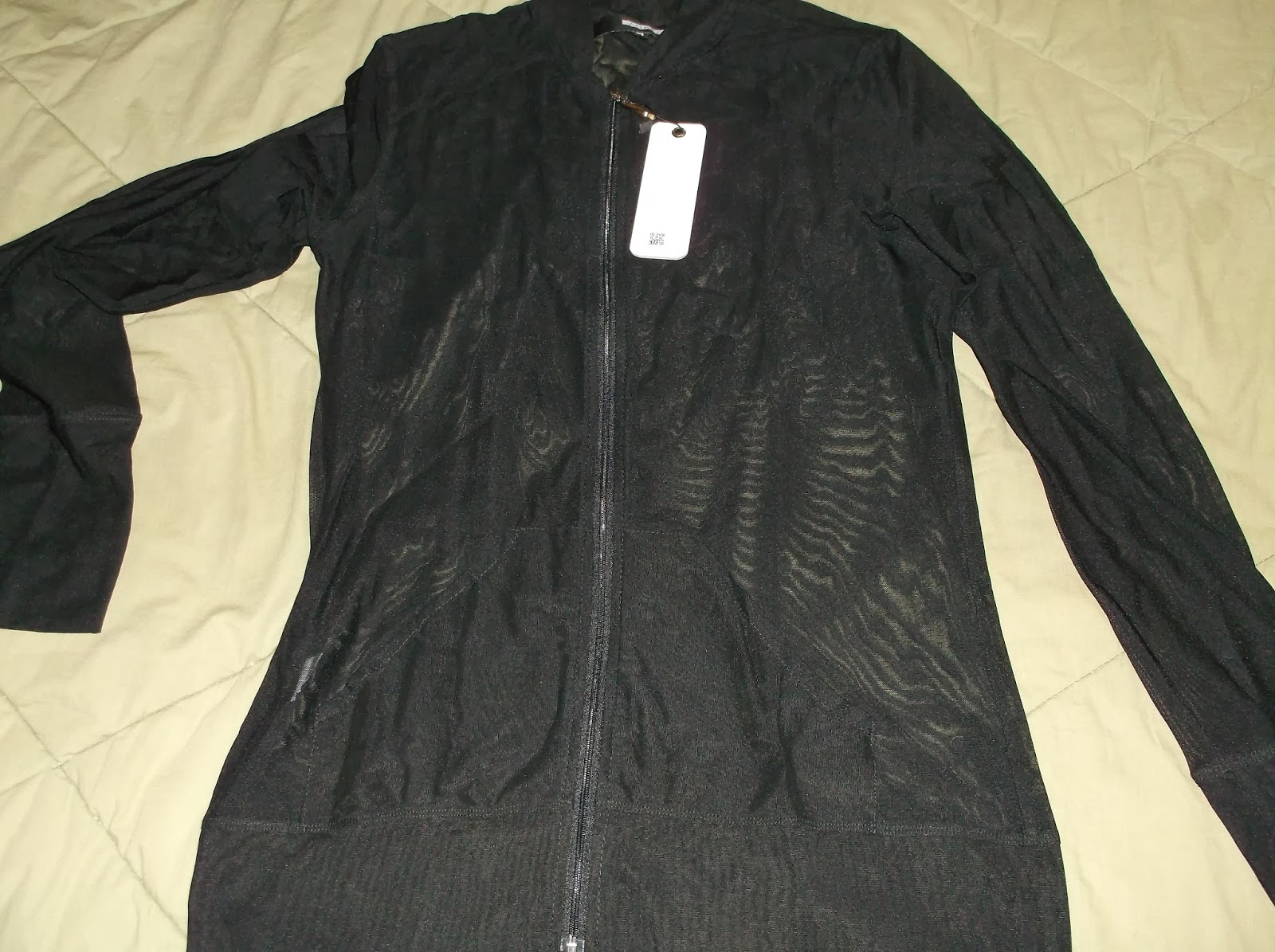 Missys Product Reviews : Anatomie Style Bailey Mesh Jacket