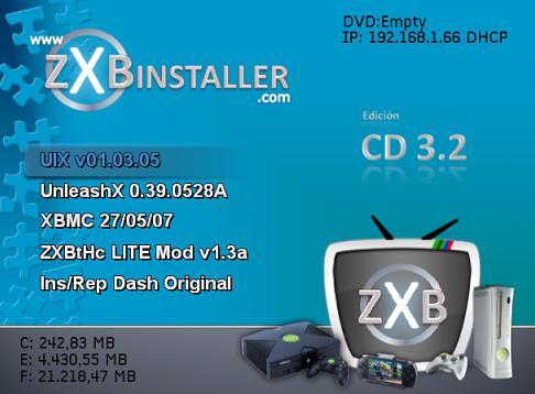 descargar zxbinstaller 3.2