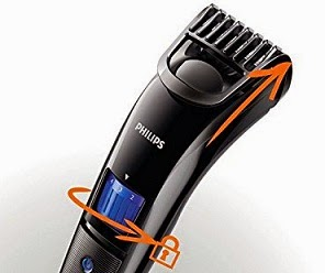 Philips QT4000/15 Trimmer for Rs.889 Only @ Amazon (Lowest Price)