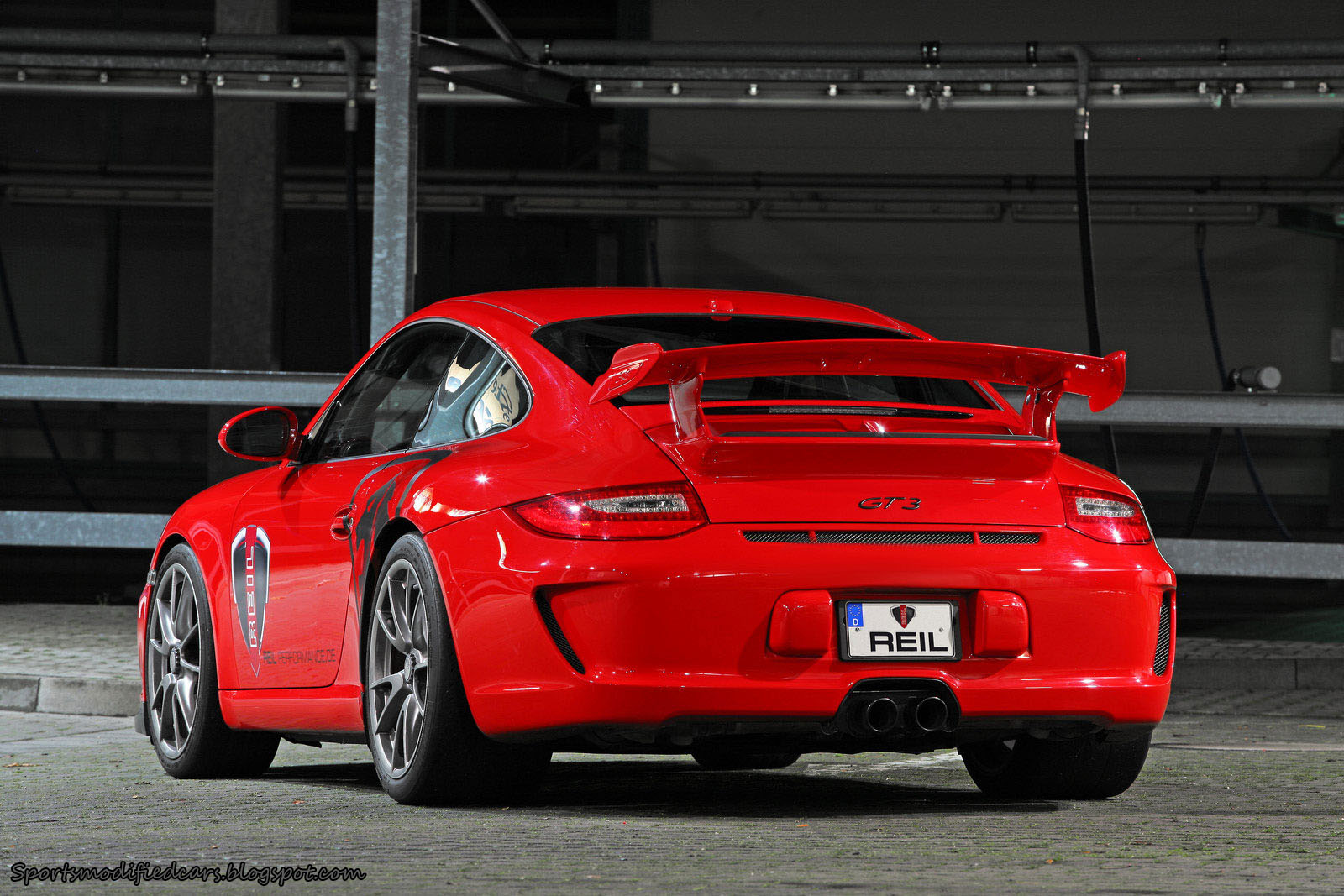 You have read this article porsche sports modified cars with the title 455 horsepower reil performance porsche 911 gt3 you can bookmark this page url