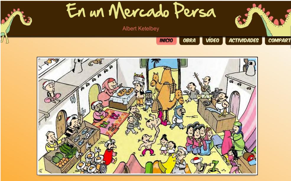 http://mimusicaenelcole.wix.com/enunmercadopersa