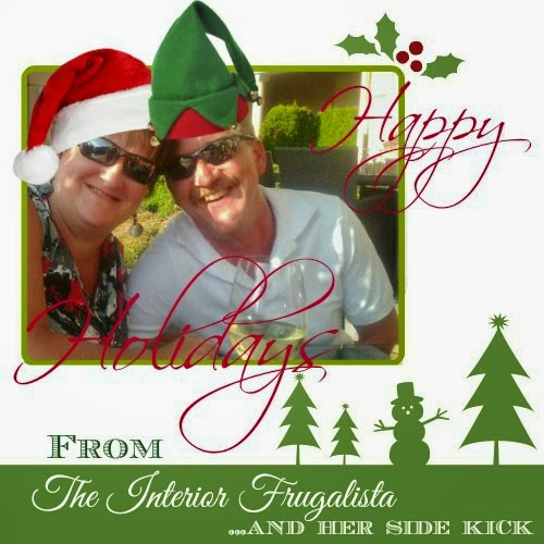 A Holiday Message from The Interior Frugalista