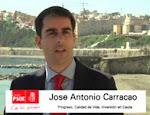 VIDEO SOBRE LA INVERSIÓN SOCIALISTA EN CEUTA
