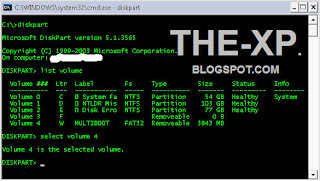 cara format flasdisk dari command prompt,format flasdisk,trik cara format flashdisk,cara format flasdisk,