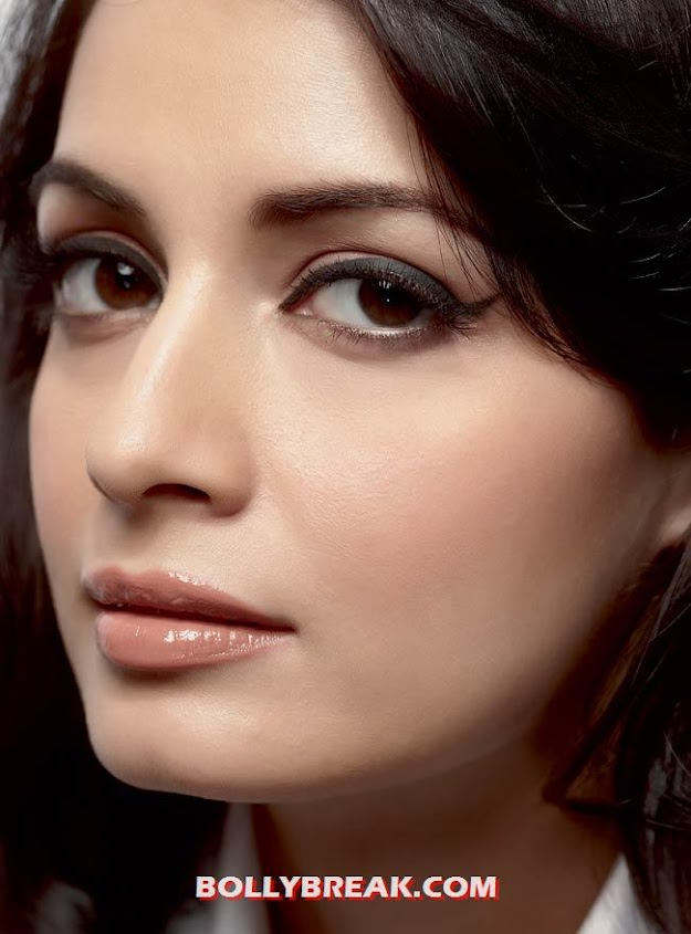 Dia Mirza Face close up - (5) -  Dia Mirza Face Close Up Wallpapers