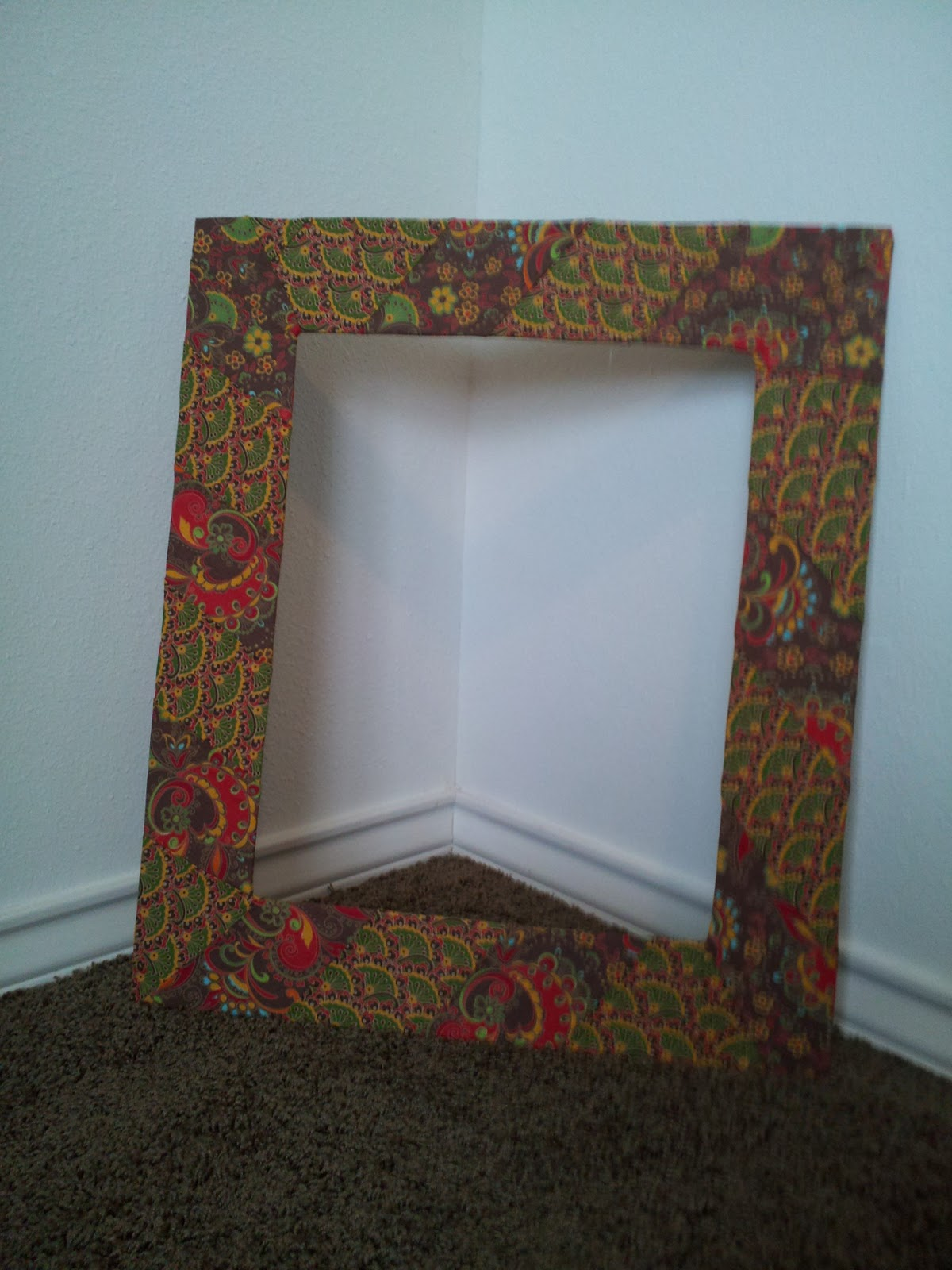 L with frame once upon our table using a hot glue gun fold in one side for a hemmed edge to keep it clean wrap and glue fabric around frame alternate fabrics if you like cut out letter spiritdancerdesigns Images