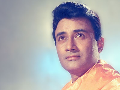 Bollywood actor Dev Anand