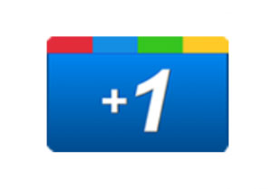 Google +1 button