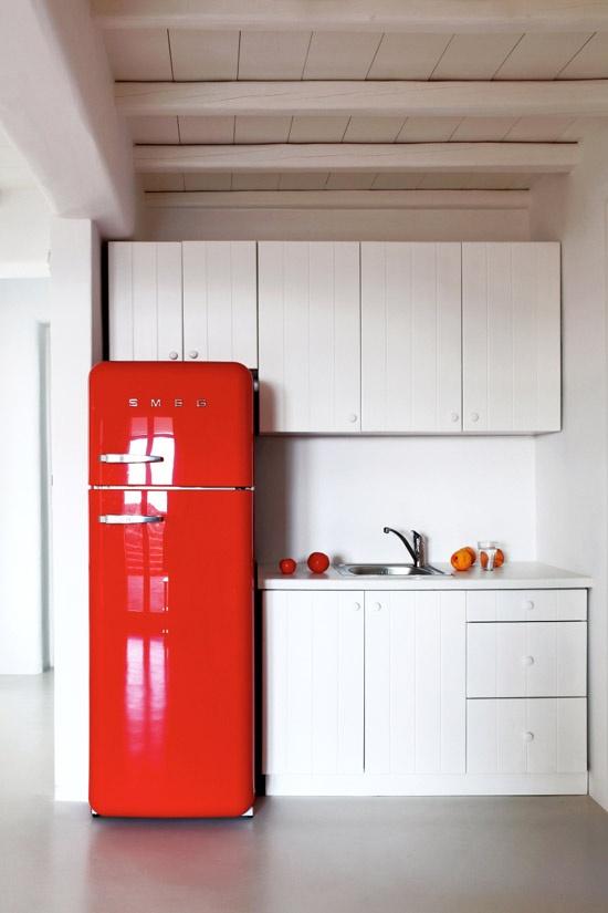20metriquadri colore in cucina. Black Bedroom Furniture Sets. Home Design Ideas