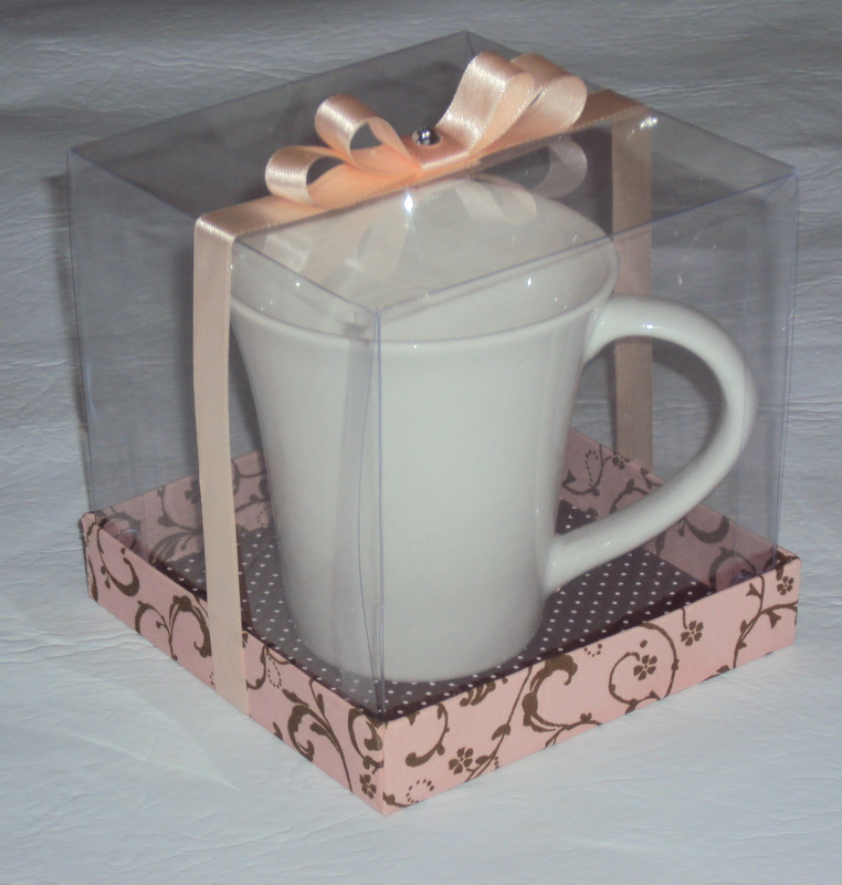 Dg Criações Atelier Caixa Para Caneca Porcelana