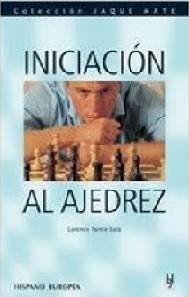 Iniciación al ajedrez de Lorenzo Ponce Sala