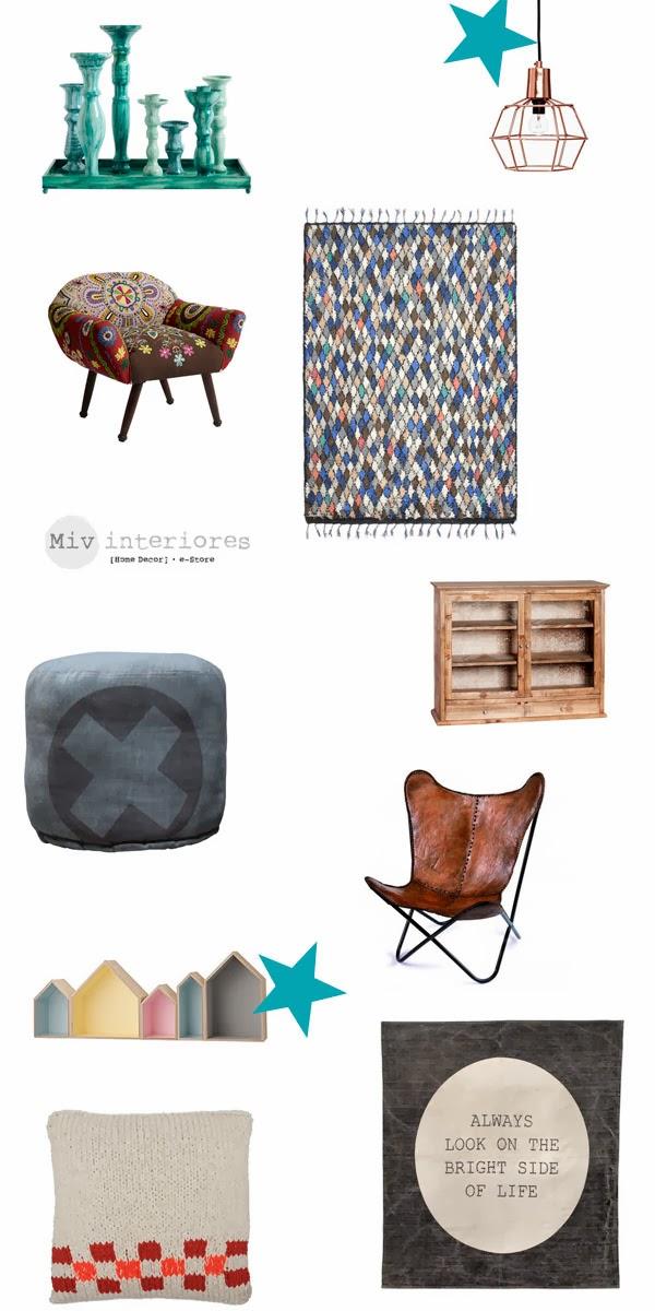Vintage chic blog decoraci n vintage diy ideas para decorar tu casa la tienda online de - Miv interiores ...