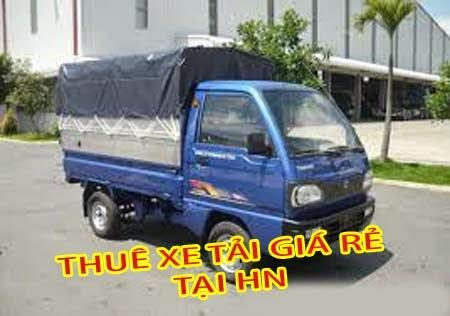 thuê xe tải có lái
