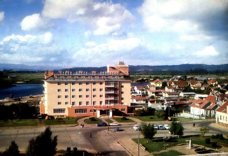Antiguo Hotel Pedro de Valdivia