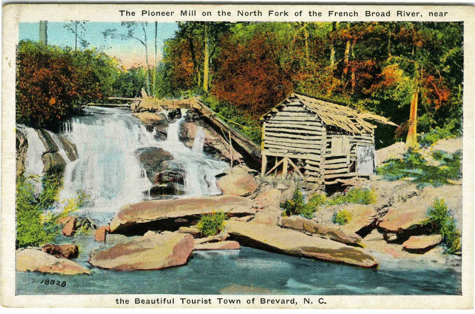 The rowell bosse north carolina room balsam grove named after mccalls mill publicscrutiny Image collections