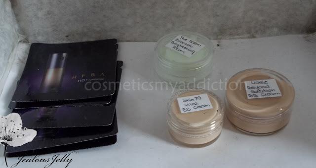 Paczuszki, zakupy, wymiana i dzisiejszy makijaż :)