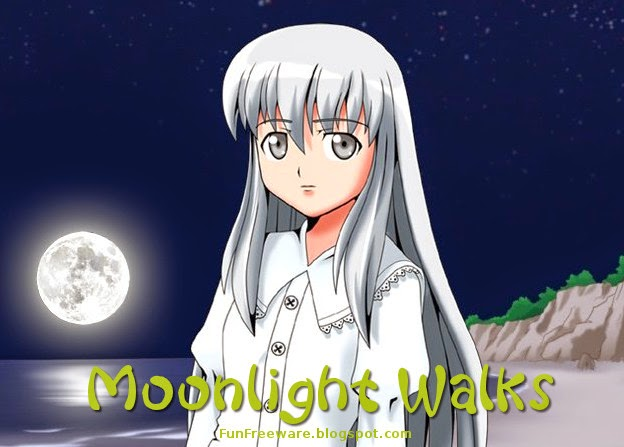 Moonlight Walks - Free Visual Novel Game