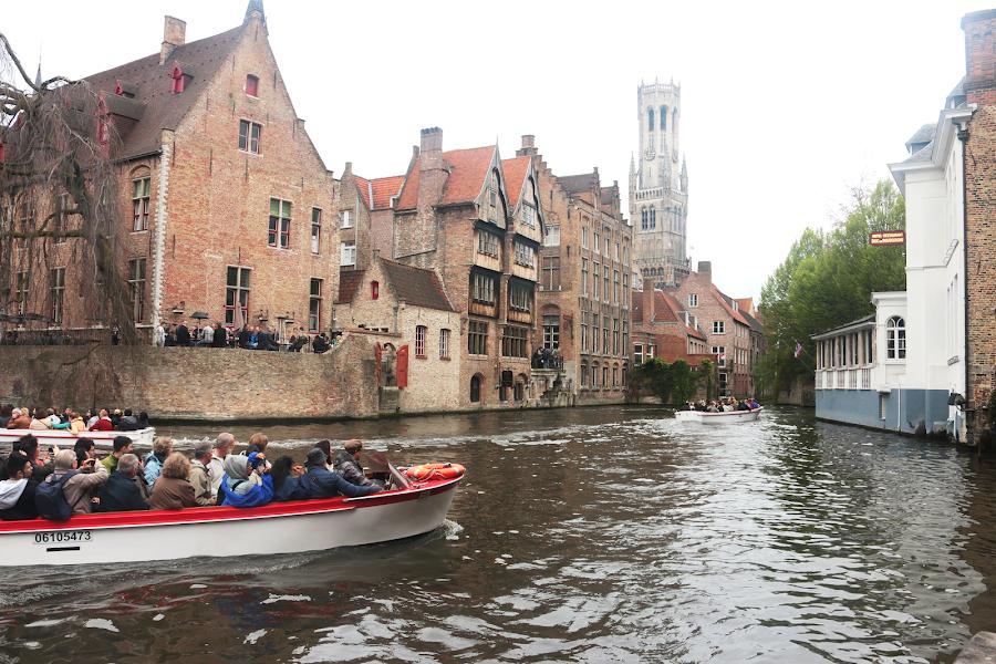 Weekends in Europe: Brugge