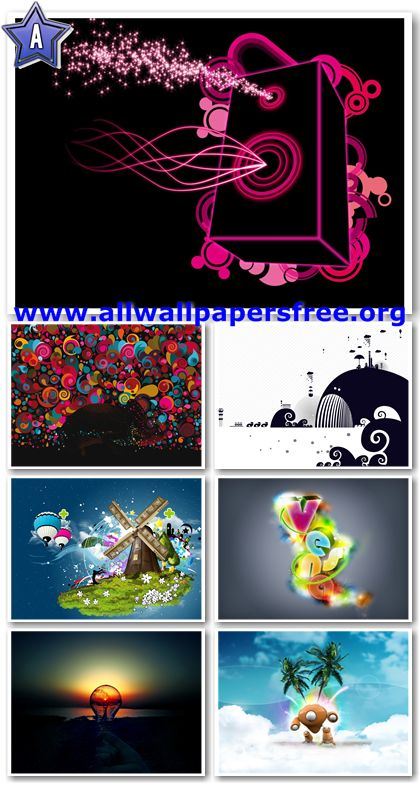 20 Superb Abstract Wallpapers 1600 X 1200 [Set 8]