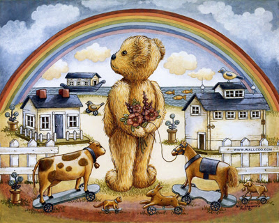 Nita Showers мишка Тедди