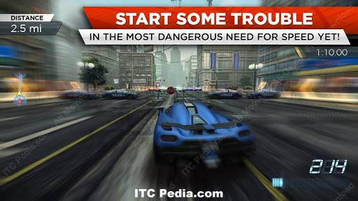 EA Need For Speed Most Wanted Android
