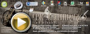 IL BICICLETTERARIO - IV edizione - VIDEO-SPOT E PAGINE
