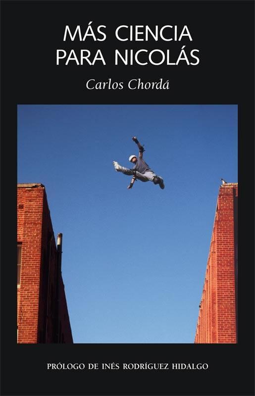 Más ciencia para Nicolás, mi último libro